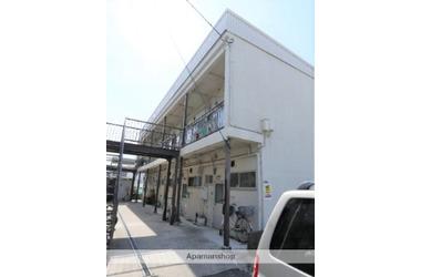 サンワハイツ羽倉崎 1階 2K 賃貸アパート