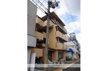 芦屋川 徒歩2分 3階 1K 賃貸マンション
