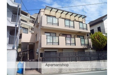 夙川 徒歩5分2階1K 賃貸マンション