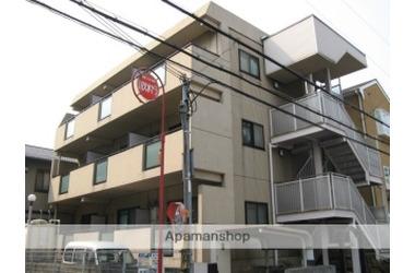 夙川 徒歩13分2階1K 賃貸マンション