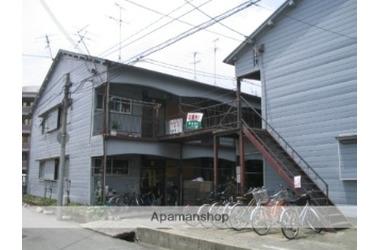 塚口 徒歩18分 2階 2K 賃貸アパート