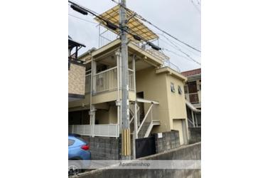 福徳荘 2階 1K 賃貸アパート
