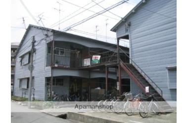塚口 徒歩18分 2階 2DK 賃貸アパート