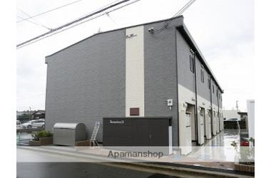 レオパレスN S 本荘 2階 1K 賃貸アパート