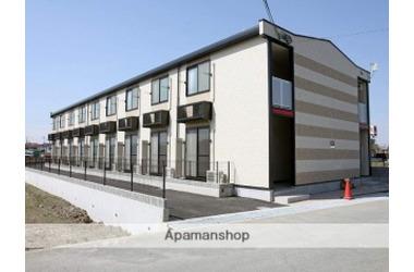 レオパレスハピネス18 1階 1K 賃貸アパート