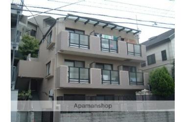 夙川 徒歩4分3階1K 賃貸マンション