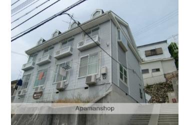 クレスト平井山荘A棟 1階 1K 賃貸アパート