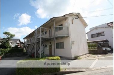 冨田コーポ 2階 2DK 賃貸アパート