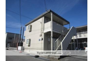 クレールハサマ2号棟 1階 1K 賃貸アパート