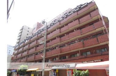 コスモプラザ三宮 7階 1R 賃貸マンション