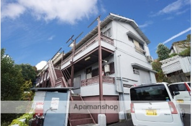 サンシャインVIII 2階 2DK 賃貸アパート