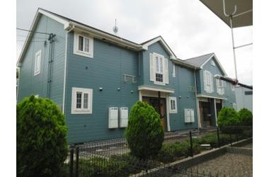 リヴィエール・プレッソK B 1階 2LDK 賃貸アパート
