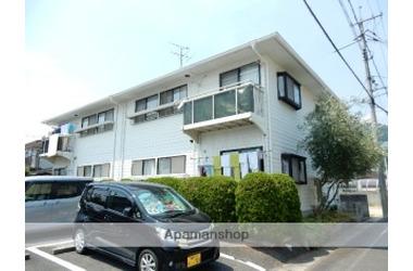 メルベイユ・ナカヤマC 1階 2LDK 賃貸アパート