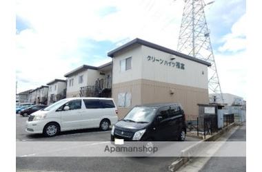 グリーンハイツ福富A 2階 2LDK 賃貸アパート