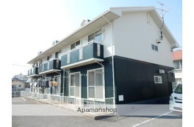 エステートSAKI C棟 2階 2LDK 賃貸アパート