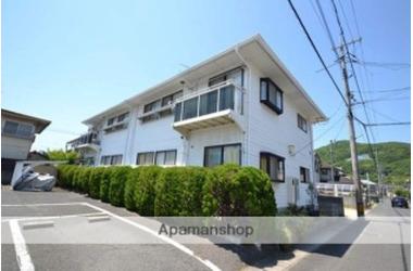 メルベイユ・ナカヤマC棟 1階 2LDK 賃貸アパート