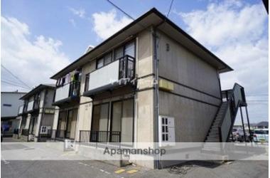 ファンコーポレーションB 2階 1LDK 賃貸アパート