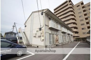 山陽コーポ豊成 1階 1LDK 賃貸アパート