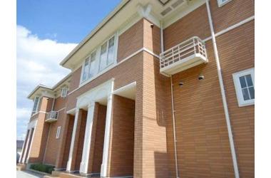 アドベントヒルズB 2階 2LDK 賃貸アパート