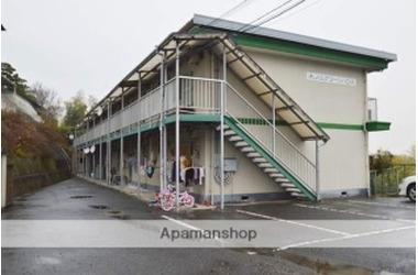 木ノ山グリーンハウス 2階 2LDK 賃貸アパート