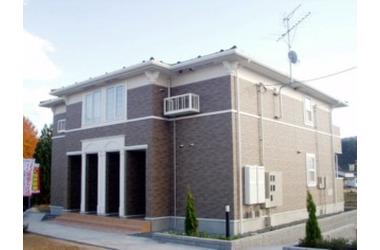 サニー・メゾンD 2階 2LDK 賃貸アパート