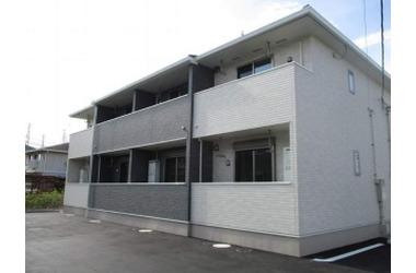 シェリールB 2階 1LDK 賃貸アパート