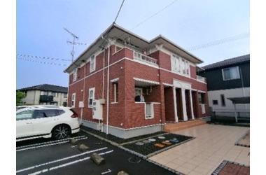 シャルマンフルール・Ⅰ A 1階 1LDK 賃貸アパート