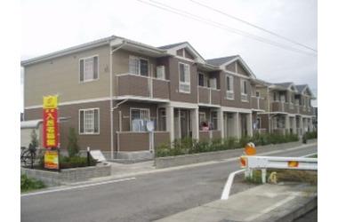 グレイスフル豊国B 2階 2LDK 賃貸アパート