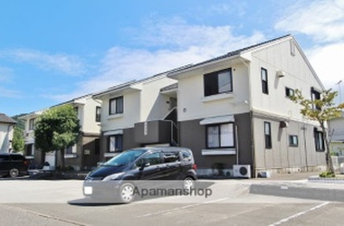 セジュール吉岡A・B・C・D・E 2階 2LDK 賃貸アパート