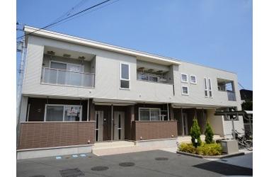 メゾンオーシャンA 2階 2LDK 賃貸アパート