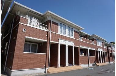 アンジェリカ B 2階 2LDK 賃貸アパート
