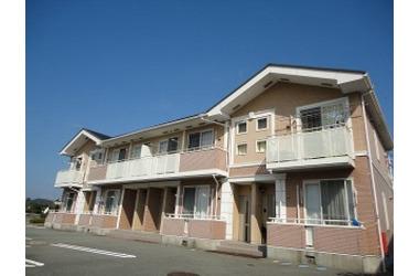グラン ベルジュ B 1階 1K 賃貸アパート