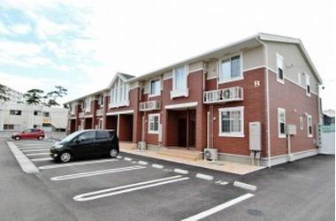 フランメゾン南沖洲B1階2LDK 賃貸アパート