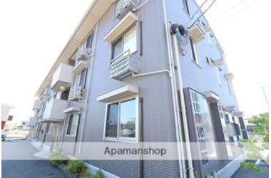 アヴニール優Ⅱ2階2LDK 賃貸アパート