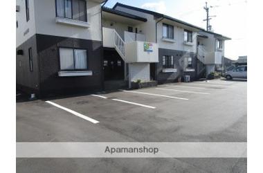 セジュール濱田Ⅱ1階2LDK 賃貸アパート