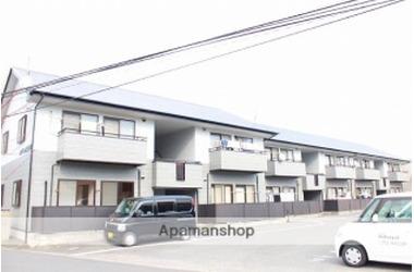 八栗 徒歩6分 2階 3DK 賃貸アパート
