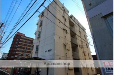 昭和町 徒歩7分 5階 1K 賃貸マンション