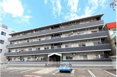 ラフィネ・ノワール高松1階1K 賃貸マンション