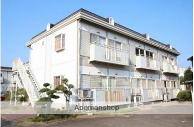グリーンヒルズ玉藻Ⅰ 2階 2DK 賃貸アパート