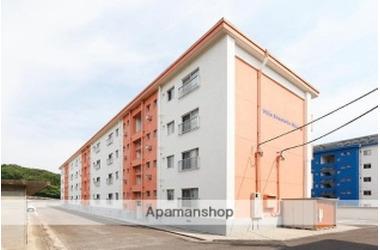 ヴィラ・アンソレイエ牟礼Ⅱ3階3DK 賃貸マンション