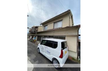 加藤香西東町借家B・C棟 2階 2DK 賃貸一戸建て