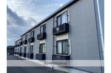 ラポール仏生山 2階 1K 賃貸アパート