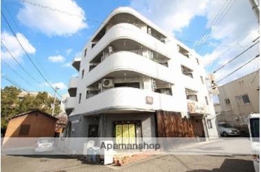 昭和町 徒歩17分 4階 1K 賃貸マンション