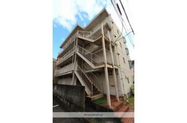 沖松島 徒歩6分 4階 1K 賃貸マンション