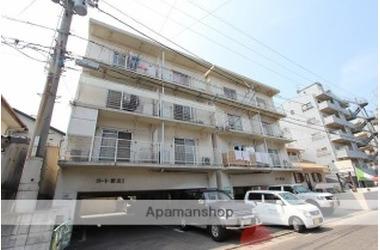 昭和町 徒歩20分 4階 1K 賃貸マンション