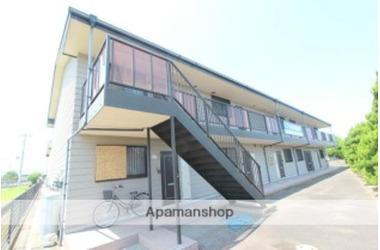 フォブールDMC 1階 3DK 賃貸アパート