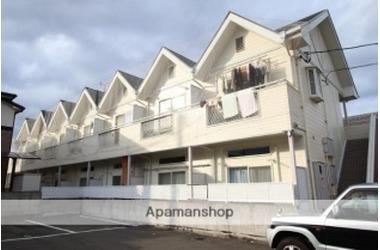 ラポール太田下町 1階 1K 賃貸アパート