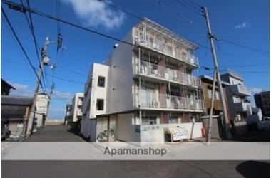 コート浜ノ町 4階 1K 賃貸マンション