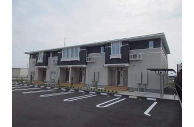ラフレーズM Ⅱ 1階 1LDK 賃貸アパート