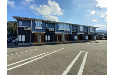 トラオベ・ガルテンD 1階 2DK 賃貸アパート